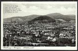 AK Deutsches Reich Freiburg i. Breisgau Panorama 11/19