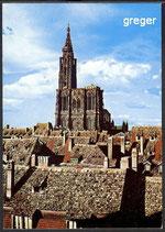 AK Strasbourg, La Cathédrale    98-o
