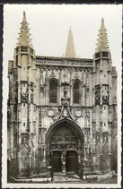 AK Avignon Eglise Saint Pierre, Façade principale  30/37