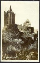 AK Deutsches Reich, post. gelaufen, Rudelsburg   31/46