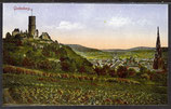 AK Godesberg Panorama mit Burg und Kirche   19/48