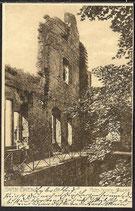 AK Deutsches Reich 1904 Baden-Baden Altes Schloss, Gallerie     20/3
