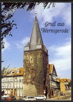 AK Gruß aus Wernigerode Westerntorturm   39/35