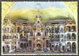 AK Lustschloß Hellbrunn-Salzburg, Mechanisches Theater    52/8