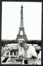 AK Paris, La Tour de Eiffel   31/3