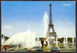 AK Paris, la Tour Eiffel    76m