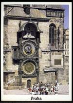 AK Praha, Die Altstädter Turmuhr   65/25