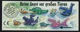 Keine Angst vor großen Tieren von 1996  -  Kroko Ruderregatta auf dem Nik   656429 - 2x