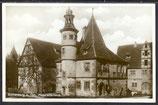AK Rothenburg Hegereiterhaus    20/9