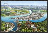 AK  Deutsches Reich, Panorama von Passau   25e
