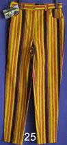 gestreifte Damen Hose in Gr. L nicht getragen Nr. 25