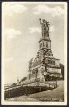 AK Deutsches Reich 1927 Rüdesheim – Nationaldenkmal 8/28