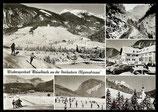 AK Mehrbildkarte von Weissbach/ Deutsche Alpenstraße   73/11