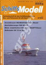 Schiffsmodell 6/96 b
