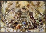 AK Basilika Ottobeuren, Hauptkuppel    56/39