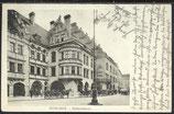 AK D. Reich von 1903 München Hofbräuhaus   32/27