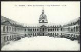 AK Paris,  L'Hôtel des Invalides   40/8