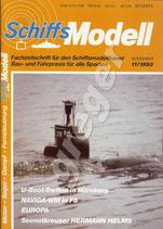 Schiffsmodell 11/93 b