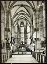 Nürnberg, Inneres der Frauenkirche    74/53