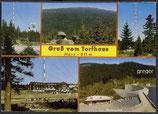 AK Gruß vom Torfhaus im Harz, Mehrbildkarte    4m