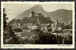 AK Deutsches Reich Kufstein, Burg mit Pendling   45/21