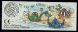 Fröhliche Strandläufer von 1996  -  Krake Dulcinia    660310 - 1x