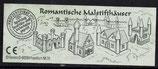 Romantishe Malstifthäuser von 1997  -  Die Burg   611638 - 1x