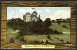 AK Deutsches Reich Schloss Burg a.d. Wupper    95g
