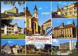 AK Bad Windsheim, Mittelfranken, Mehrbildkarte    6p