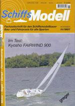 Schiffsmodell 11/97 a