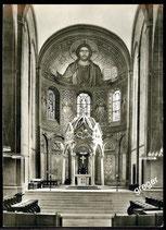 AK Maria Laach, Abteikirche Ostchor mit Hochaltar  62/12