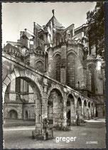 AK Chartres, La Cathédrale, Abside et arcades du Musée    57-o