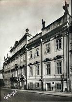 AK Prag Morczin Palais erbaut 1713-14 nach dem Entwurf von  G. Santini   w5