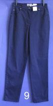 Dunkelblaue Damenhose Gr. 36/38 nicht getragen Nr. 9