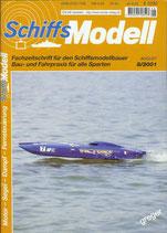 Schiffsmodell 8/01 a  abl