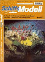 Schiffsmodell 5/2000 b