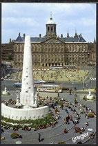 AK Amsterdam, National Denkmal    49/18