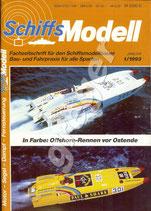 Schiffsmodell 1/93 b