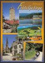 AK Naturpark Fichtelgebirge, Mehrbildkarte   21/28