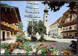 AK Grassau an der Hochplatte Bayer. Alpen   18/8