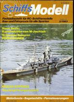 Schiffsmodell 2/83 a