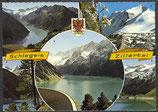 AK Schlegeis Zillertal, Mehrbildkarte     54/12