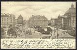 AK Deutsches Reich 1902 München – Karlsplatz    4/44