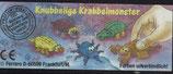 Knubbelige Krabbelmonster von 1996   -  Orgol  das Krokodil    661.570 - 1x