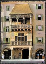 AK Innsbruck Goldenes Dachl   27/24