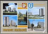 AK Hradec Králové, Mehrbildkarte    57/36