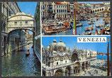 AK Mehrbildkarte Venedig   53/33