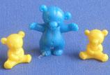 Bärenfamilie von 1994 - mit BPZ Nr. 640 964 - 1x