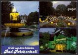 AK Bad Reichenhall Mehrbildkarte    2p