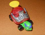 Tierische Turbo Renner von 1994 - Turbo Turtle - mit BPZ Nr. 650 145 - 3x